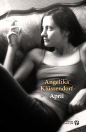Vente livre :  April  - Angelika Klussendorf