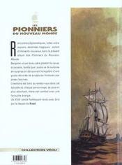 Les pionniers du nouveau monde t.11 ; le piège de la Rochelle - 4ème de couverture - Format classique