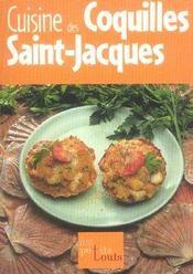Cuisine des coquilles saint-jacques - Intérieur - Format classique