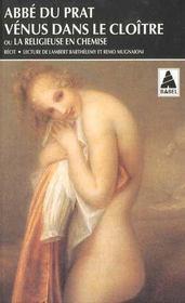 Venus Dans Le Cloitre - Intérieur - Format classique