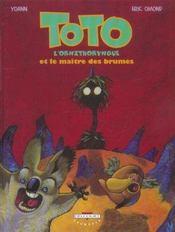 Toto l'ornithorynque t.2 ; Toto l'ornithorynque et le maître des brumes - Intérieur - Format classique