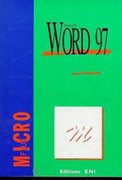Vente  Word 97  - Collectif