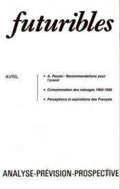 Futuribles No76 Avril 1984 - Couverture - Format classique