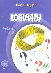 Logimath 1 + 2 - Intérieur - Format classique