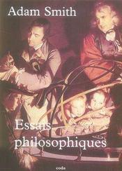 Essais philosophiques - Intérieur - Format classique