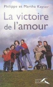 La victoire de l'amour - Intérieur - Format classique