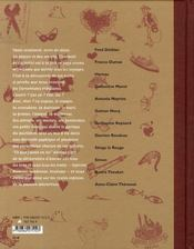 Ce que j'aime en toi ; carnet de voyage en intimité - 4ème de couverture - Format classique