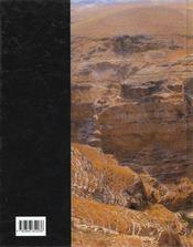 Israel - 4ème de couverture - Format classique