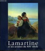 Lamartine Et Les Artistes Du Xixeme Siecle - Couverture - Format classique