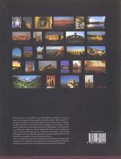 Les sites français inscrits au patrimoine mondial - 4ème de couverture - Format classique