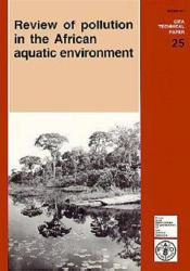 Review of pollution in the african aquatic environment ; cifa technical paper n.25 - Couverture - Format classique