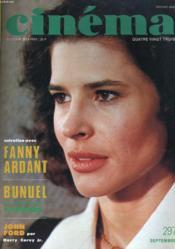 CINEMA 83 N° 297 - ENTRETIEN AVEC FANNY ARDANT - BUNUEL par JEAN-CLAUDE CARRIERE - JOHN FORD par HARRY CAREY Jr. - Couverture - Format classique