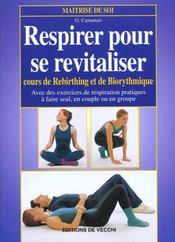 Respirer Pour Se Revitaliser - Intérieur - Format classique