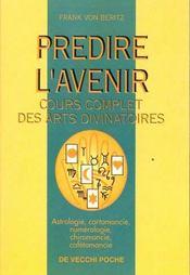 Predir L'Avenir - Intérieur - Format classique