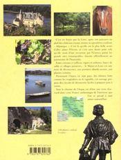 L'Anjou, Entre Loire Et Tuffeau - 4ème de couverture - Format classique