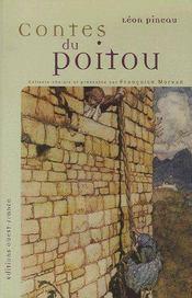 Contes du Poitou - Couverture - Format classique