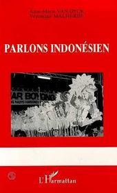 Parlons Indonesien - Intérieur - Format classique