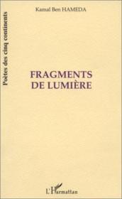 Fragments de lumière - Couverture - Format classique