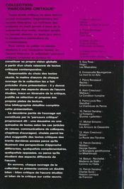 Gerer Efficacement Son Temps - 4ème de couverture - Format classique
