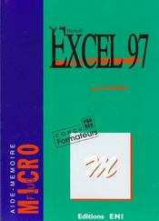 Vente  Excel 97  - Collectif