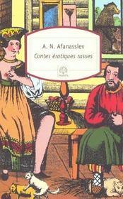 Contes érotiques russes - Intérieur - Format classique