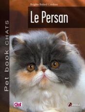 Persan - Couverture - Format classique