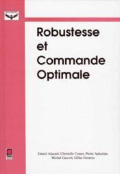 Robustesse et commande optimale - Couverture - Format classique