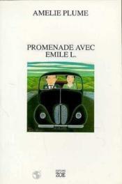 Promenade Avec Emile L. - Couverture - Format classique
