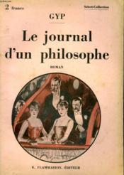 Le Journal D'Un Philosophe. Collection : Select Collection N° 324 - Couverture - Format classique