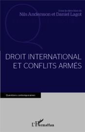 Droit international et conflits armés - Couverture - Format classique