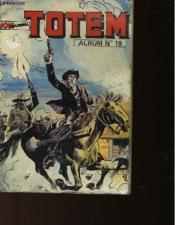 Mon Journal Totem Album N°19 : Mon Journal Totem N°55 A 57 - Couverture - Format classique