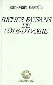Riches Paysans De Cote-D'Ivoire - Couverture - Format classique