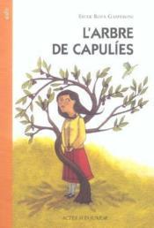 L'arbre de capulies - Couverture - Format classique
