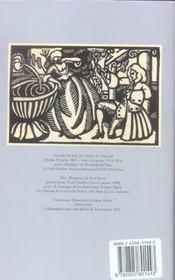 Dictionnaire Des Illustrateurs 1905-1965 - 4ème de couverture - Format classique