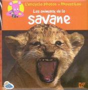 Les animaux de la savane - Intérieur - Format classique