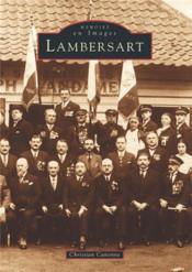 Lambersart - Couverture - Format classique