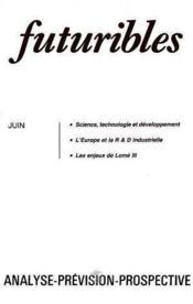 Futuribles N.78 Juin 1984 - Couverture - Format classique