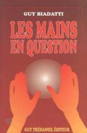 Mains En Question - Couverture - Format classique