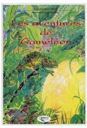 Les aventures du Caméléon - Couverture - Format classique