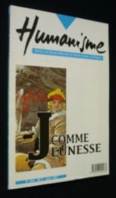 Humanisme : J comme jeunesse - Couverture - Format classique