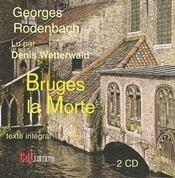 Bruges la morte - Intérieur - Format classique