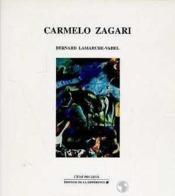 Carmelo Zagari - Couverture - Format classique
