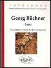 Georg Buchner Lenz Oeuvres De Litterature Etrangere Dans Leur Version Originale - Intérieur - Format classique
