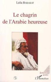 Chagrin De L'Arabie Heureu-Se - Couverture - Format classique