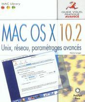 Mac Osx10.2 - Intérieur - Format classique