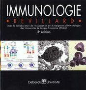 Immunologie - Intérieur - Format classique