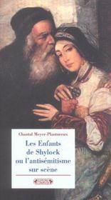 Les Enfants De Shylock - Intérieur - Format classique