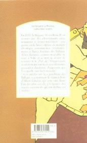 Les comitadjis - 4ème de couverture - Format classique