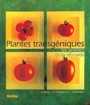 Plantes Transgeniques - Intérieur - Format classique