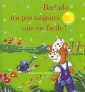 Barbalo n'a pas toujours une vie facile - Intérieur - Format classique